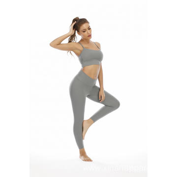 OEM Women Workout Clothing Women Yoga Sets